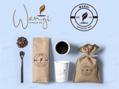 Logo & Huisstijl # 1138097 voor Ontwerp een korte  krachtige en pakkende bedrijfsnaam voor Espressobar! wedstrijd