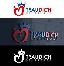 Logo & Corporate design  # 827112 für Trau-Dich-Stuttgart.de Wettbewerb
