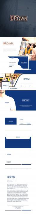 Logo & Huisstijl # 1153598 voor Ontwerp een mannelijk zakelijk betrouwbaar logo huisstijl voor zakelijke dienstverlening! wedstrijd