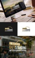 Logo & stationery # 1151163 for logo   corporate identity for a firm in interior design contest
