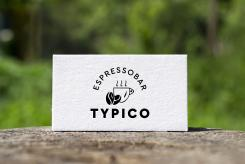 Logo & Huisstijl # 1137436 voor Ontwerp een korte  krachtige en pakkende bedrijfsnaam voor Espressobar! wedstrijd