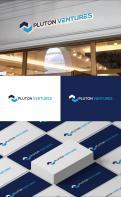 Logo & stationery # 1174670 for Pluton Ventures   Company Design contest