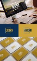 Logo & stationery # 1152721 for Design a masculine  professional  reliable logo   corporate identity for business services! contest