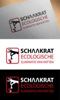 Logo & stationery # 1206166 for design for pestcontrol with spaciality rats contest