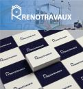 Logo & stationery # 1116598 for Renotravaux contest