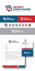 Logo & Huisstijl # 937366 voor Logo en huisstijl voorbeelden voor online recruitment platform (startup) wedstrijd