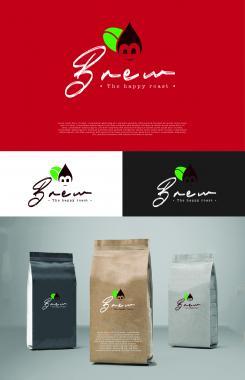 Logo & Huisstijl # 1173726 voor Ontwerp een korte  krachtige en pakkende bedrijfsnaam voor Espressobar! wedstrijd