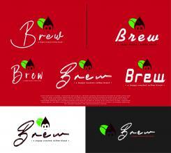 Logo & Huisstijl # 1171127 voor Ontwerp een korte  krachtige en pakkende bedrijfsnaam voor Espressobar! wedstrijd
