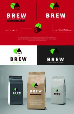 Logo & Huisstijl # 1168953 voor Ontwerp een korte  krachtige en pakkende bedrijfsnaam voor Espressobar! wedstrijd