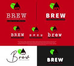 Logo & Huisstijl # 1170595 voor Ontwerp een korte  krachtige en pakkende bedrijfsnaam voor Espressobar! wedstrijd