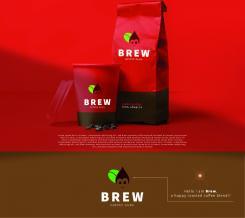 Logo & Huisstijl # 1149239 voor Ontwerp een korte  krachtige en pakkende bedrijfsnaam voor Espressobar! wedstrijd