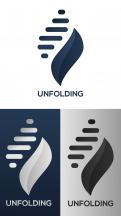 Logo & Huisstijl # 940791 voor 'Unfolding' zoekt logo dat kracht en beweging uitstraalt wedstrijd