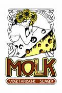 Logo & Huisstijl # 1050834 voor Beeldmerk en letterlogo   veganistische kaas wedstrijd