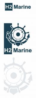 Logo & Huisstijl # 1044226 voor Een logo huisstijl voor een internationaal premium system integrator van H2  Hydrogen waterstof  installaties in de scheepvaart yachtbouw wedstrijd