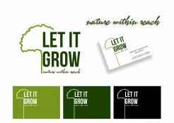 Logo & Huisstijl # 1039162 voor Let it grow wedstrijd