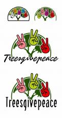 Logo & Huisstijl # 1049605 voor Treesgivepeace wedstrijd