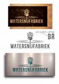 Logo & Huisstijl # 1038789 voor logo en huisstijl voor een stoere watersnijder van alle materialen wedstrijd