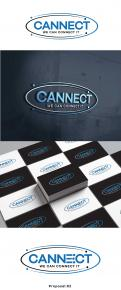 Logo & stationery # 1209066 for Rebranding the look of our 10 years old company Cannect contest