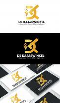 Logo & Huisstijl # 1162731 voor Ontwerp een logo en huisstijl voor onze Webshop   De Kaarswinkel wedstrijd