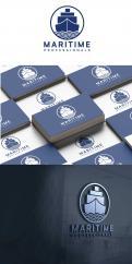 Logo & Huisstijl # 1192470 voor Ontwerp maritiem logo   huisstijl voor maritiem recruitment projecten bureau wedstrijd