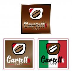 Logo & Huisstijl # 1151708 voor Ontwerp een korte  krachtige en pakkende bedrijfsnaam voor Espressobar! wedstrijd
