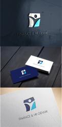 Logo & Huisstijl # 1013825 voor Ontwerp een nieuw logo en bedrijfsnaam voor Finance   HR gemak wedstrijd