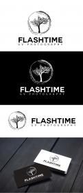 Logo & stationery # 1007487 for Flashtime GV Photographie contest
