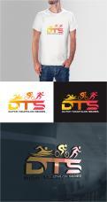 Logo & Huisstijl # 1150417 voor Ontwerp een logo en huisstijl voor de DUTCH TRIATHLON SERIES  DTS  wedstrijd