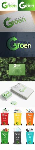 Logo & Huisstijl # 1000978 voor Een zwerfvuilproject dat een frisse warme huisstijl en logo nodig heeft wedstrijd