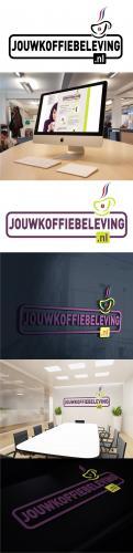 Logo & Huisstijl # 1018935 voor Refresh Jouwkoffiebeleving nl wedstrijd