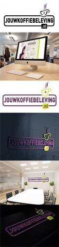 Logo & stationery # 1018935 for Refresh coffee logo contest