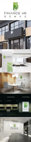 Logo & Huisstijl # 1014121 voor Ontwerp een nieuw logo en bedrijfsnaam voor Finance   HR gemak wedstrijd
