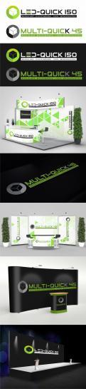 Logo & Corp. Design  # 1009808 für Gestaltungslinie fur LED Messestande und nonLED Messestande Wettbewerb