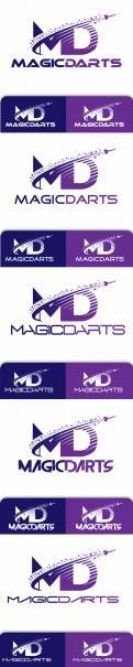 Logo & Huisstijl # 993861 voor Logo ontwerp voor MAGICDARTS wedstrijd