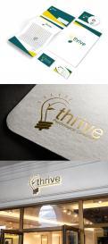 Logo & Huisstijl # 1000085 voor Ontwerp een fris en duidelijk logo en huisstijl voor een Psychologische Consulting  genaamd Thrive wedstrijd