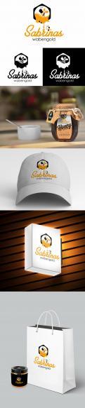 Logo & Corp. Design  # 1040514 für Imkereilogo fur Honigglaser und andere Produktverpackungen aus dem Imker  Bienenbereich Wettbewerb