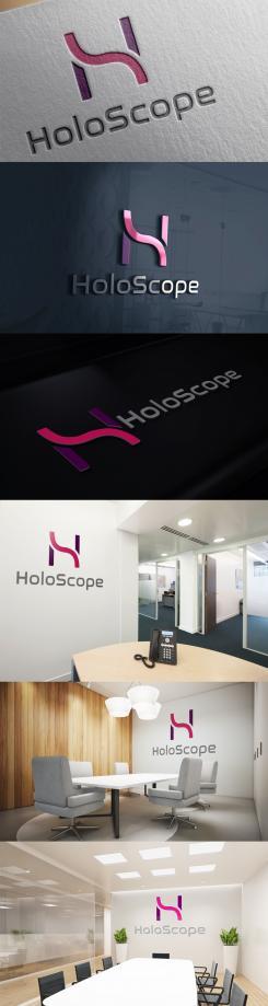 Logo & Huisstijl # 977014 voor Ontwerp een logo en huisstijl voor een Augmented Reality platform wedstrijd