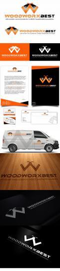Logo & Huisstijl # 1036406 voor  Woodworx Best    Ontwerp een stoer logo   huisstijl   busontwerp   visitekaartje voor mijn timmerbedrijf wedstrijd