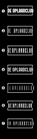Logo & stationery # 1152678 for Design a logo and corporate identity for De Oplaadclub contest