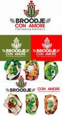 Logo & Huisstijl # 955367 voor Huisstijl voor Broodje  Con Amore   Italiaanse bakkerij  wedstrijd