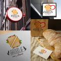 Logo & Huisstijl # 954868 voor Huisstijl voor Broodje  Con Amore   Italiaanse bakkerij  wedstrijd