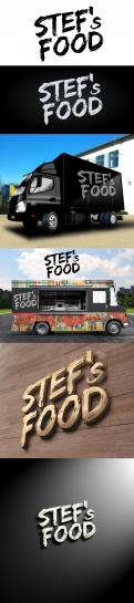 Logo & Huisstijl # 1002118 voor LOGO VOOR HIPPE FOODTRUCK   AMERICAN STYLE wedstrijd