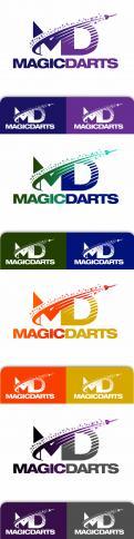 Logo & Huisstijl # 993605 voor Logo ontwerp voor MAGICDARTS wedstrijd