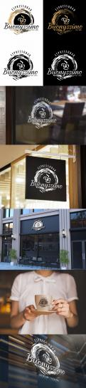 Logo & Huisstijl # 1158932 voor Ontwerp een korte  krachtige en pakkende bedrijfsnaam voor Espressobar! wedstrijd