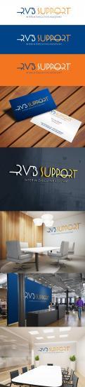 Logo & Huisstijl # 1037555 voor Een nieuw logo voor RvB Support wedstrijd