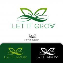 Logo & Huisstijl # 1039468 voor Let it grow wedstrijd