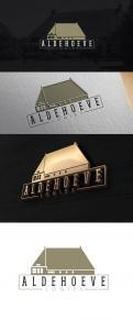 Logo & Huisstijl # 1109392 voor Ontwerp een herkenbaar logo voor Aldehoeve logies  B B boerderij in Friesland wedstrijd