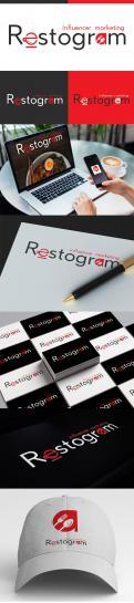 Logo & Huisstijl # 1145107 voor Ontwerp een herkenbaar  toegankelijk maar hip logo voor een online platform dat restaurants met content creators  Instagram  verbindt! wedstrijd