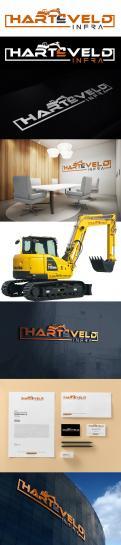 Logo & Huisstijl # 1015096 voor Gezocht  logo   huisstijl voor infratechniek bedrijf wedstrijd
