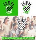 Logo & Huisstijl # 1177413 voor Logo   huisstijl voor sociaal initiatief  Jumpstart wedstrijd